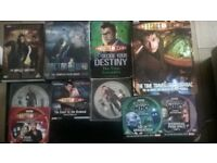 doctor who books and dvds