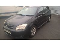 2006 TOYOTA COROLLA 1.4 CHEAP TO RUN LONG MOT PX WELCOME
