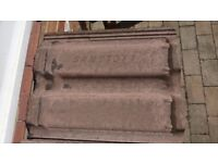 roof tiles used approx 5yrs old