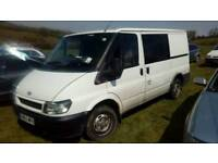 Ford Transit camper / surf / day van