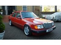 1992 Mercedes-Benz 230E Automatic 1 Previous Owner 93,000 Miles! Rare W124 Example