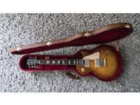 2016 Gibson Les Paul Traditional T in Honey Burst AS NEW!