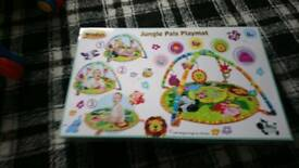 Baby play gym. New