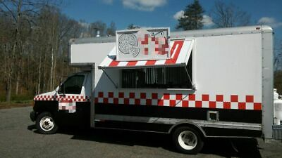 2000 Ford E-350 Used Pizza Truck For Sale In Pennsylvania