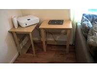 2 computer desks for sale - will seperate.