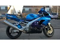 KAWASAKI ZX9R C2. LOVELY CONDITION, JUST SERVICED!!!
