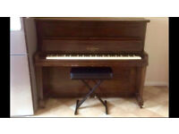 D'Almaine Upright Piano Free!