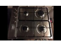 Smeg Intergrated Gas Hob, Electric Oven & Hood