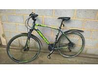 Merida Mens hybrid sports bike
