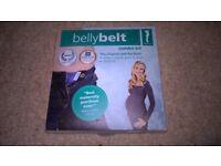 Belly belt, maternity trouser extenders