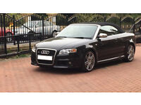 Audi A4 Convertible S Line RS4 REPLICA without the high running costs