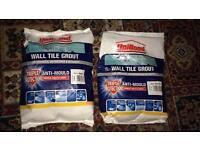 Unibond wall tile grout X2