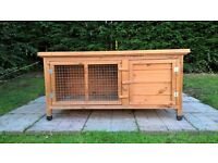 Guinea Pig & Rabbit Hutch and Accessories, Great condition.