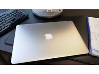 MacBook Air 13 inch Mid 2013 - i5 - Intel HD Graphics - 5000 1536MB - RAM:4GB Swedish Keyboard