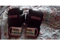MMA ~head guard,gloves,foot pads,shin pads,ankle&wrist supports,boxing gloves. Good condition