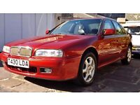 Rover 618 is (honda engine)