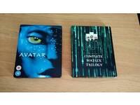 Blu-ray/DVD (various)