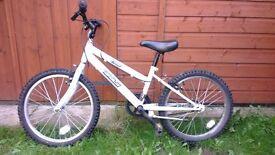 Childs unisex bike - 20 inch wheels