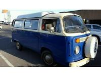 VW T2 Bay Window - 1976 RHD For Sale