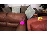 corner sofa sale at 145 pounds and others