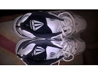 NEW PAIR OF FEARNLEY SPIKED TRAINERS SIZE 10