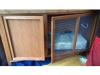 Brand New Rabbit Hutch and Accessories
