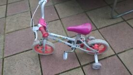 childs 12 inch bike excellent condition