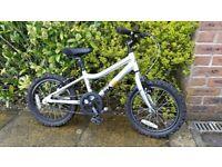 Ridgeback MX16 bicycle