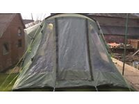 Family Tent - OUTWELL MINNESOTA x 4 Person and seperate front extension