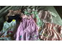 baby girl newborn / firstsize dresses