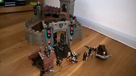Playmobil Knights' Falcon Castle with extras