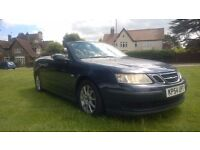 **LOW MILEAGE** 2004 SAAB 9-3 CONVERTIBLE **12 MONTHS MOT** **AUTOMATIC**