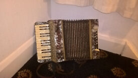 Small Accordian For Sale