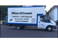 House clearance & removals - single item to full load