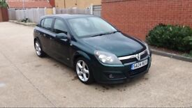 VAUXHALL ASTRA, AUTOMATIC, 1.8, 5 DOOR HATCHBACK.