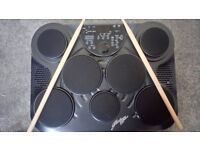 7 Pad Electronic Drum Kit