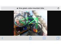 Cube mountain bike not specialized kona Scott Marin
