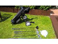 Dunlop Junior/Starter Golf Set with Trolley and Balls