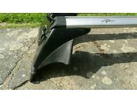 Mercedes W210 genuine roof bars for E class saloon