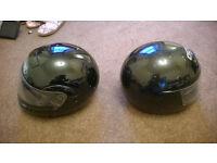Motorcycle Helmets 1 -25£ ; 2 -20£