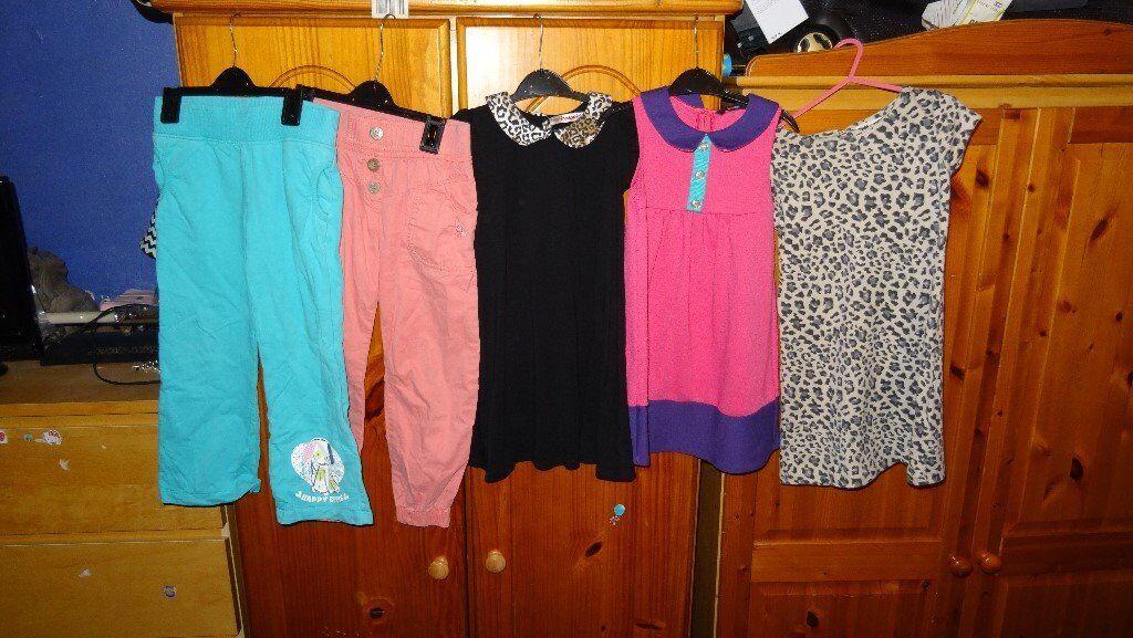 Girls 5-6 small bundle