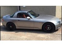 Great condition, Honda S2000 with hard top for sale!