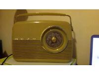 Antique Bush Radio