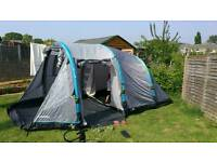 Airgo Horizon 4 man tent, footprint and carpet
