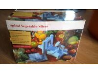 Spiral Vegetable Slicer - like new