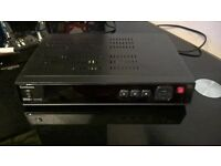 goodmans 250gb freeview/recorder