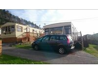 19th of Aug only! 2 bed caravan clarach bay holiday village aberystweth