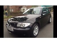 BMW 1 Series 120d SE 5dr AUTO FULL SERVICE HISTORY-LEATHERS SEATS-2 PREVIOUS OWNER P/X WELCOME