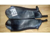 Graiters Shires brand new Synthetic Leather Gaiters