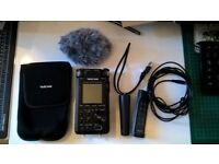 Tascam audio recorder DR-100 MK3